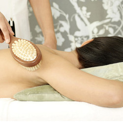 Body Brushing, Cleckheaton