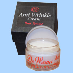 Dr Wärner Hyaluronic Anti-Wrinkle Cream