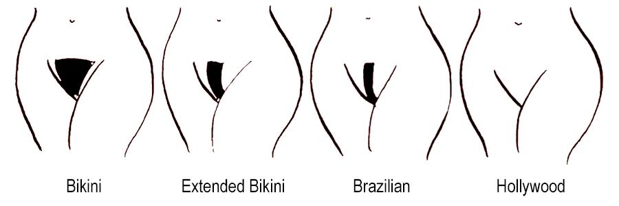 Bikini Wax Cleckheaton.
